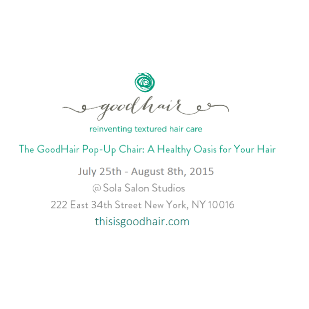 We'll be in Midtown Manhattan this month! visit https://thisisgoodhair.com/appointments/ to be notified when appointments are available.